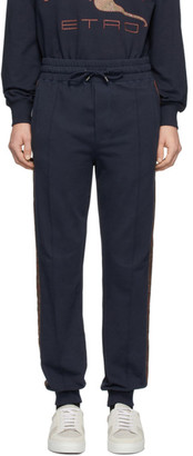 Etro Navy Neutra Lounge Pants