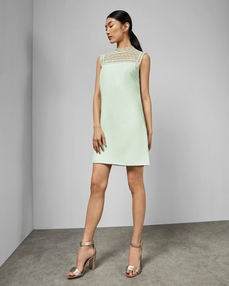 Ted Baker Lace Yoke Tunic