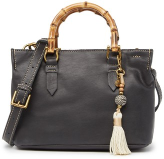 The Sak Santa Barbara Leather Mini Satchel