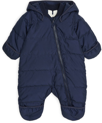 Arket Down Puffer Overall