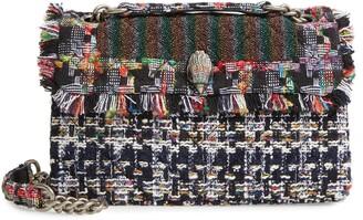 Kurt Geiger Kensington Tweed Crossbody Bag