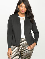 ELOQUII Plus Size Hi Lo Jacket