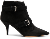 Tabitha Simmons Suede Fitz Booties
