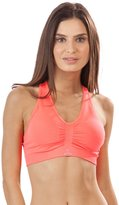 Balanced Tech Women's Performance T-Strap Caged Sport Bra