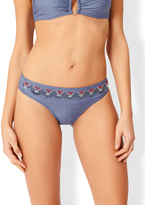Monsoon Olivia Chambray Bikini Pant