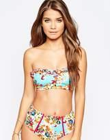 Pour Moi? Pour Moi Seville Underwired Strapless Bikini Top