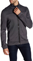 Calvin Klein Long Sleeve Zip-Up Jacket