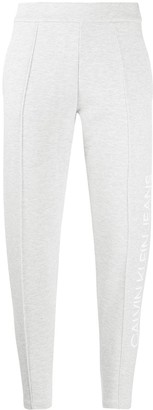 Calvin Klein Jeans Cropped Track Pants