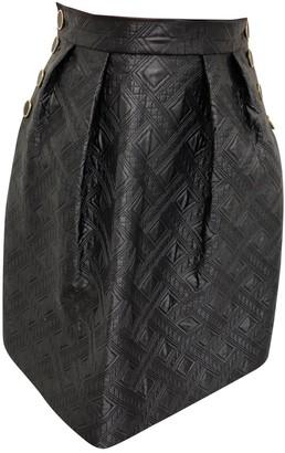 Temperley London Black Silk Skirts