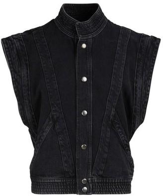 Givenchy Sleeveless denim jacket