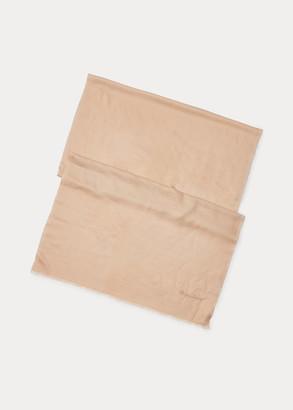 Ralph Lauren Cashmere-Silk Scarf