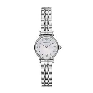 Emporio Armani Women's Quartz Watch with Stainless-Steel Strap