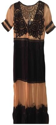 For Love & Lemons Black Lace Dresses