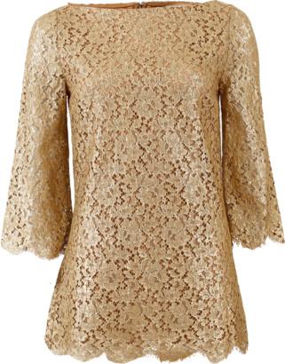 Michael Kors Lace Tunic