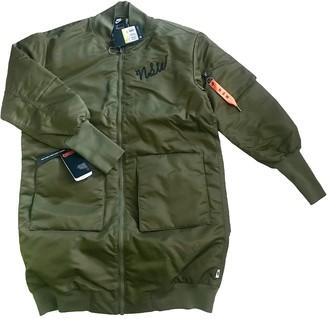 Nike Khaki Coat for Women