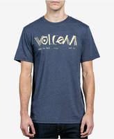 Volcom Men's Mixed Logo-Print T-Shirt