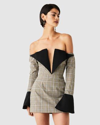ATOIR Sharp Edges Dress