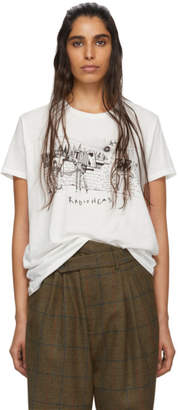 R 13 White DSPT Event Boy T-Shirt