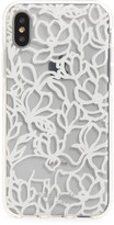 Kate Spade scribble floral iPhone Xs & Xs Max case