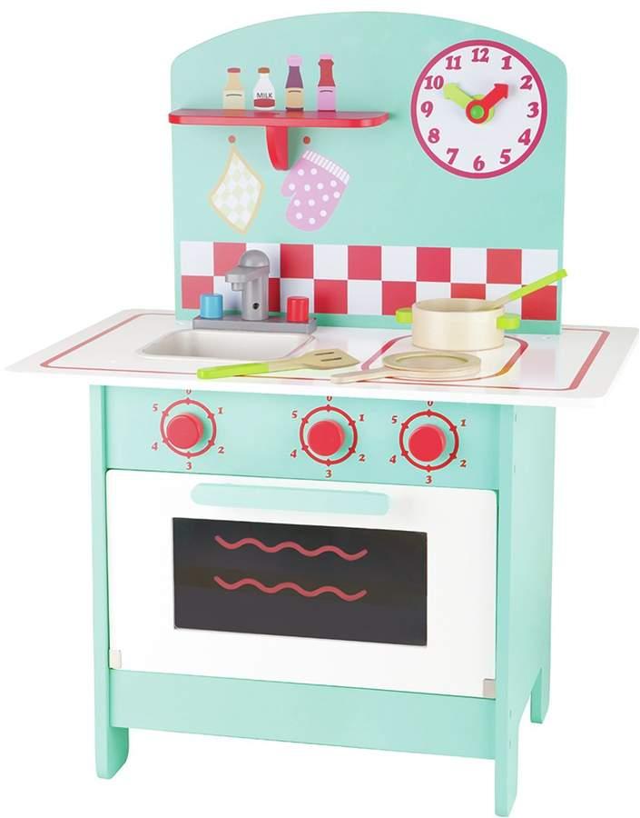 Hape Aqua Retro Kitchen.