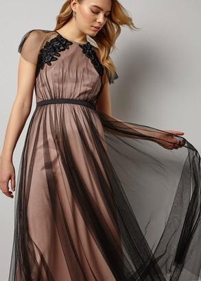 Phase Eight Anya Tulle Maxi Dress