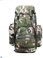 Lhiohj Camouflage Backpack Outdoor Sports Bag Capacity: 60L Color Optional