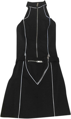 I.AM.GIA Black Synthetic Dresses