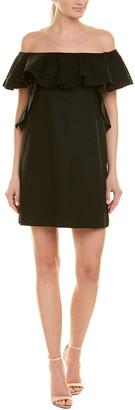 Rachel Zoe Bcbgeneration Off-The-Shoulder Mini Dress