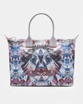 Ted Baker Mirrored Minerals large tote bag