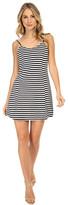 Gabriella Rocha Stripe Fit and Flare Dress