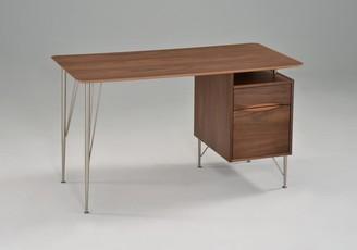 Fox Imports Sixty2 Desk Walnut