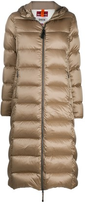 Parajumpers Sheen padded zipped coat