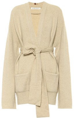 Extreme Cashmere N 154 Care stretch-cashmere cardigan