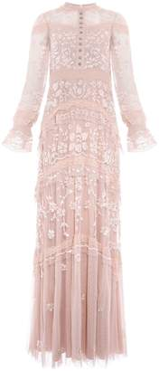 Needle & Thread Ava Embellished Gown