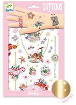 Djeco Fiona's Jewels Tattoo Pack