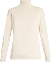 Brunello Cucinelli Roll-neck cashmere sweater