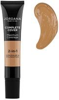 Jordana Complete Cover 2 In 1 Concealer & Foundation - Golden Olive