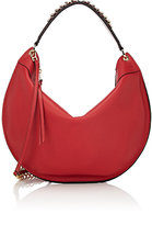 Loewe Women's Fortune Hobo Bag-RED