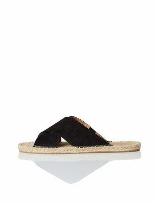 Find. Women's Crossover Flat Espadrille