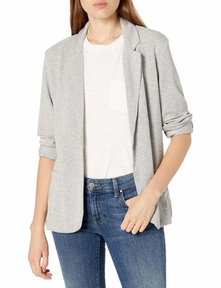 Majestic Filatures Women's One-Button Blazer