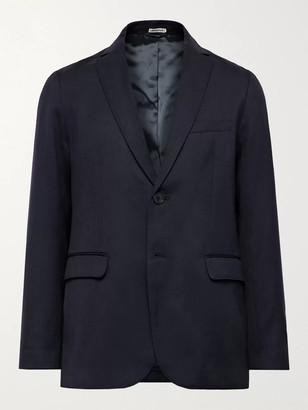 Blue Blue Japan Slim-Fit Wool Suit Jacket