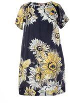 N°21 N.21 Flowerprint Shift Dress