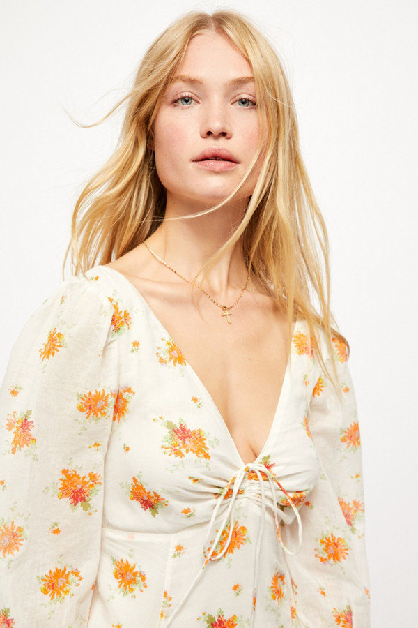 Thumbnail for your product : Free People Sea Glass Dress