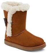 Cherokee Girls' Gelsey Toggle Fleece Boot Assorted Colors