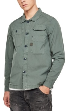 G Star Men's Powell Slim-Fit Shirt, Created for Macy's