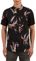 Volcom Men's Motel Floral Print Shirt