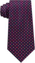 Club Room Men's Florette Medallion Silk Tie, Created for Macy's