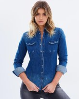 One Teaspoon Savannah Denim Shirt