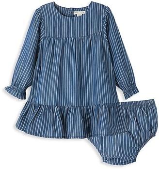 Habitual Baby Girl's Briellah Tiered Dress & Diaper Cover Set