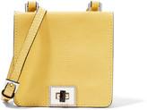 Valentino Embellished lizard shoulder bag